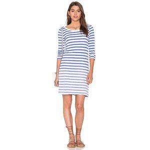 Splendid Sun-fade Striped Dress